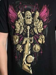 Official Blizzard World of Warcraft Paladin Legendary Class T Shirt