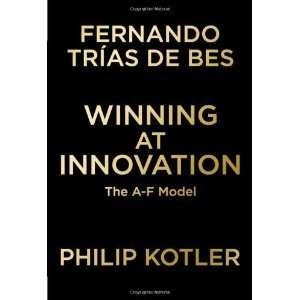 The A to F Model [Hardcover] Fernando Trías de Bes Books