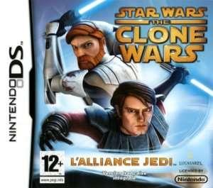 STAR WARS CLONE WARS ALLIANCE JEDI   JEU DS NEUF A0321