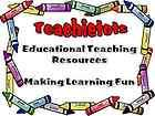 Topic Packs, Reward Charts items in Teachietots Teaching Resources