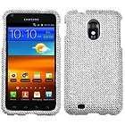 Gold Bling Crystal Phone Case Samsung Epic 4G Diamond Hard Cover Skin