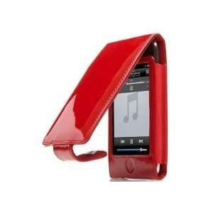 Cygnett Glam Patent Leather Flip Case for iPod Touch 2G/3G