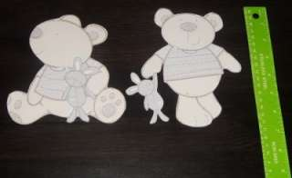 LOVE MY BEAR VINYL WALL STICKERS STICKAROUNDS