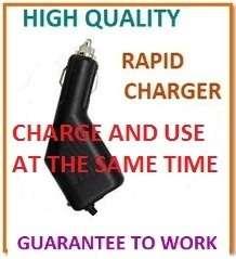 Car Power Charger Cord GARMIN GPS Nuvi 855 860 750 760