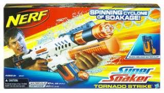 Nerf SUPER SOAKER Water Blaster Gun TORNADO STRIKE