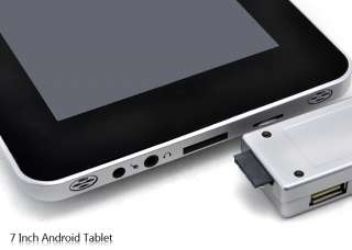 TABLET PC VIA ANDROID 2.3 ULTIMA VERSIONE CPU 1Ghz 256MB 7 WIFI 3G