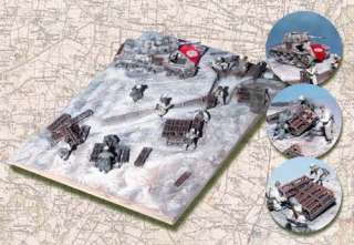 Mirage Hobby ★DIORAMA RUSSIA,STALINGRAD1943★ Scale 1:35