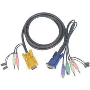 Selected 10 PS/2 KVM Cable By IOGear: Electronics