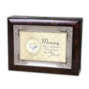 Memorial For Mother Italian Finish Music Box Am Going To