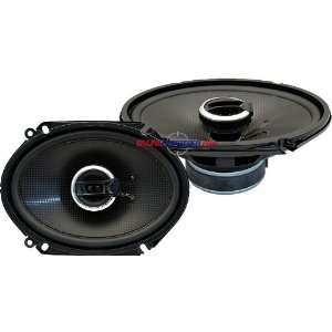 Kenwood Excelon   KFC X682C   Full Range Car Speakers Car
