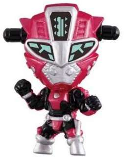 Power Rangers Sentai Gashapon Figure Go Busters Go Buster Strap
