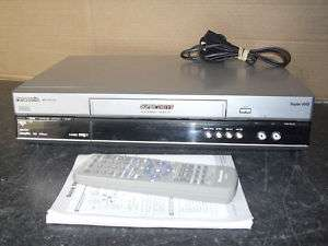 PANASONIC NV SV120 SUPER VHS S VHS VCR VIDEO RECORDER