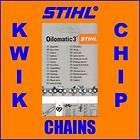 14 35cm Oleo Mac Genuine Stihl Chainsaw Chain 3/8 PM