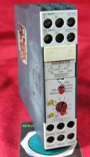 Siemens 7PU4320 2BJ20 Thermistor Motor Protector