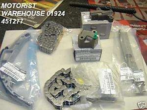 NISSAN NAVARA 2.5TD YD25DDTI TIMING CHAIN KIT GENUINE