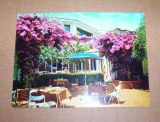 Cartolina Olbia Golfo di Marinella Hotel Abi dOru 1972