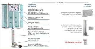 CASSETTA SCARICO INCASSO PER BAGNO Mod. PUCCI COMPLETA