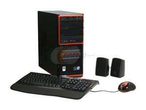 Gateway FX Series FX4710 UB003A Desktop PC Windows Vista Home Premium