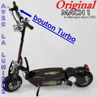 1300 Turbo Trotinette électrique E Scooter Pocket Bike PATINETTE