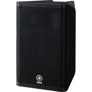 DXR10 10 2 Way Amplified Speaker Cabinet and Public Address System