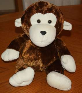 Dandee DAN DEE Collectors Choice Brown Plush MONKEY