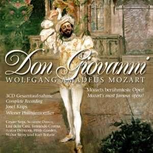 Don Giovanni Cesare Siepi, Suzanne Danco, Lisa della Casa
