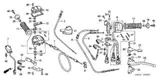 Honda 450 Foreman Engine Diagram on 2004 ltz 400 wiring diagram