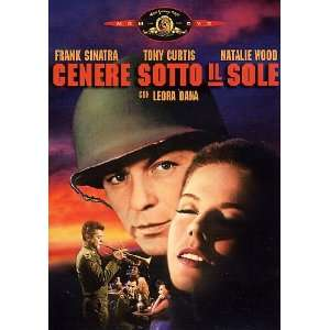 Italian Import frank sinatra, leora dana, delmer daves Movies & TV