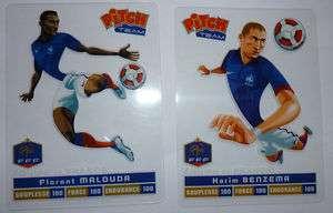 Carte pitch team : Equipe de France