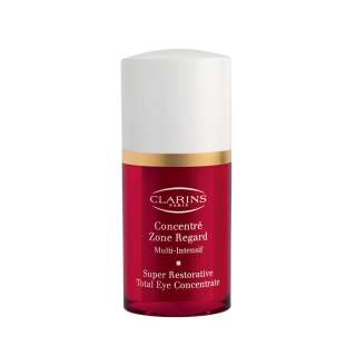 Looking for Answers about Clarins Clarins Super Restorative Total Eye