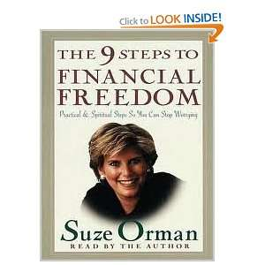 & Spiritual Steps So You Can Stop Worrying Suze Orman Books