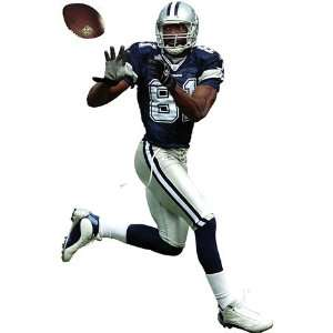 NFL Terrell Owens   Dallas Cowboys   Self Stick Wall Accent Mural and