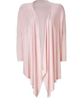 DKNY Shell Silk Cashmere Blend Cardigan  Damen  Strick  STYLEBOP