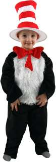 Dress up like the beloved Dr. Seuss character Cat In The Hat this