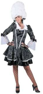 Venetian Carnival Signora Adult Costume   Medieval and Renaissance