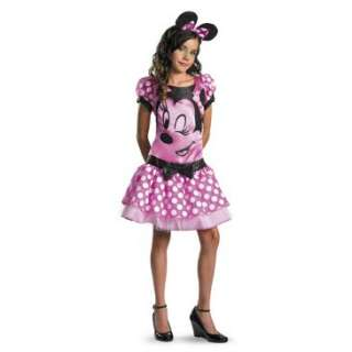 Disney Mickey Mouse Clubhouse   Pink Minnie Mouse Child Costume, 69632