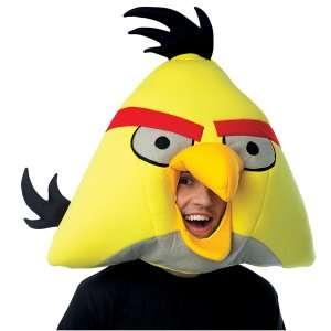 Rovio Angry Birds   Yellow Angry Bird Mask, 801529