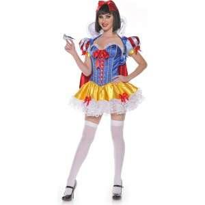 Sassy Snow White Adult Costume, 68914