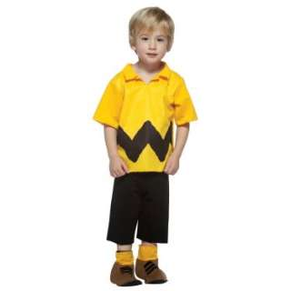 Halloween Costumes Peanuts   Charlie Brown Toddler / Child Costume