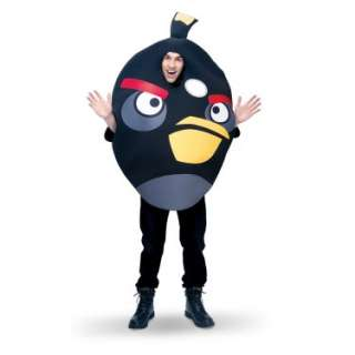 Halloween Costumes Rovio Angry Birds   Black Angry Bird Adult Costume