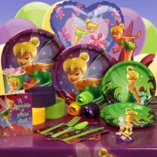 Tinker Bell Deluxe Party Kit Ratings & Reviews   BuyCostumes