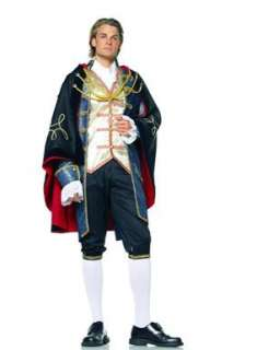 Prince Charming Cape Adult Costume   Accessories & Makeup