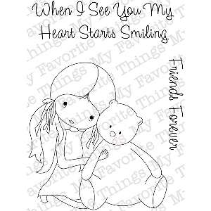 My Favorite Things Jolinne Clear Stamps   Friends Forever