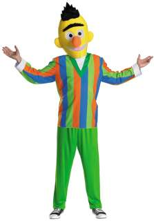 Bert Costume for Adults  Sesame Street Bert Halloween Costume