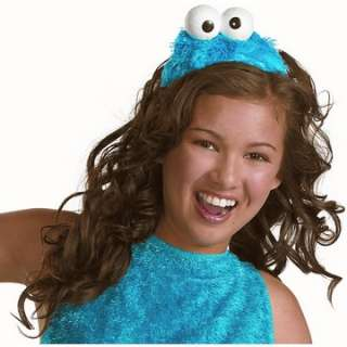Sesame Street   Cookie Monster Adult Headband   Includes Headband