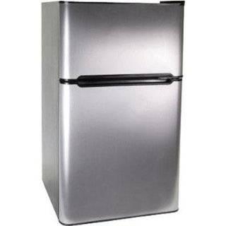 Haier HNDE03VS 3.3 Cubic Foot 2 Door Refrigerator/Freezer, Black
