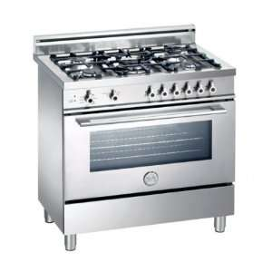Oven, Manual Clean and Storage Drawer: Stainless Steel: Appliances