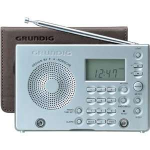 Grundig G2000B AM/FM Shortwave Portable Radio