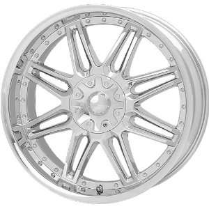 American Racing Cartel 20x8.5 Chrome Wheel / Rim 6x4.5 with a 18mm