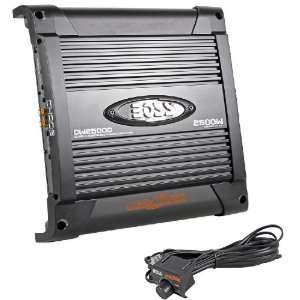 Boss Audio Chaos CW2500D Monoblock 2500 Watt Peak / 750